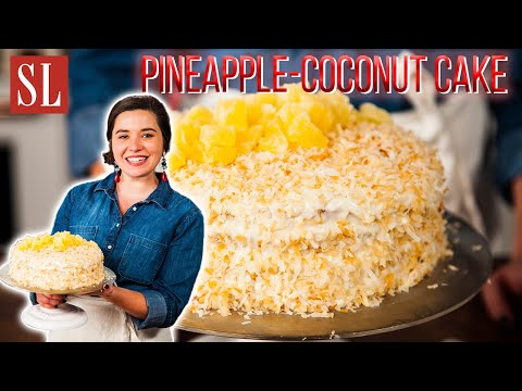 south's-best-pineapple-coconut-cake-recipe-|-sweet-and-creamy-deliciousness-|-south's-best-recipes