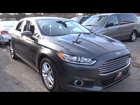 2016 ford fusion matteson lansing oak lawn northwest indiana chicago il p14289 youtube. Black Bedroom Furniture Sets. Home Design Ideas