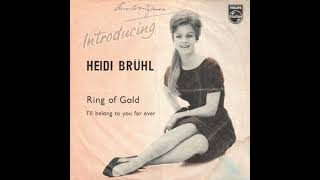 Heidi Bruhl  : Ring Of Gold