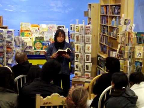 Cherrie Moraga - Alley Cat Poets in The Mission - 4/4/12