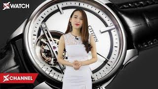 Chiêm ngưỡng kiệt tác đồng hồ tourbillon đầu tiên của Citizen ▻SUBS...