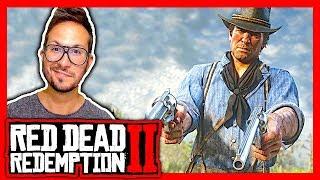 Red Dead Redemption 2, mon test du jeu qui défie l'industrie (SANS SPOILER)