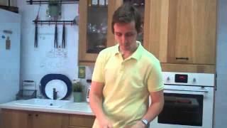 Сытный грибной суп по-домашнему