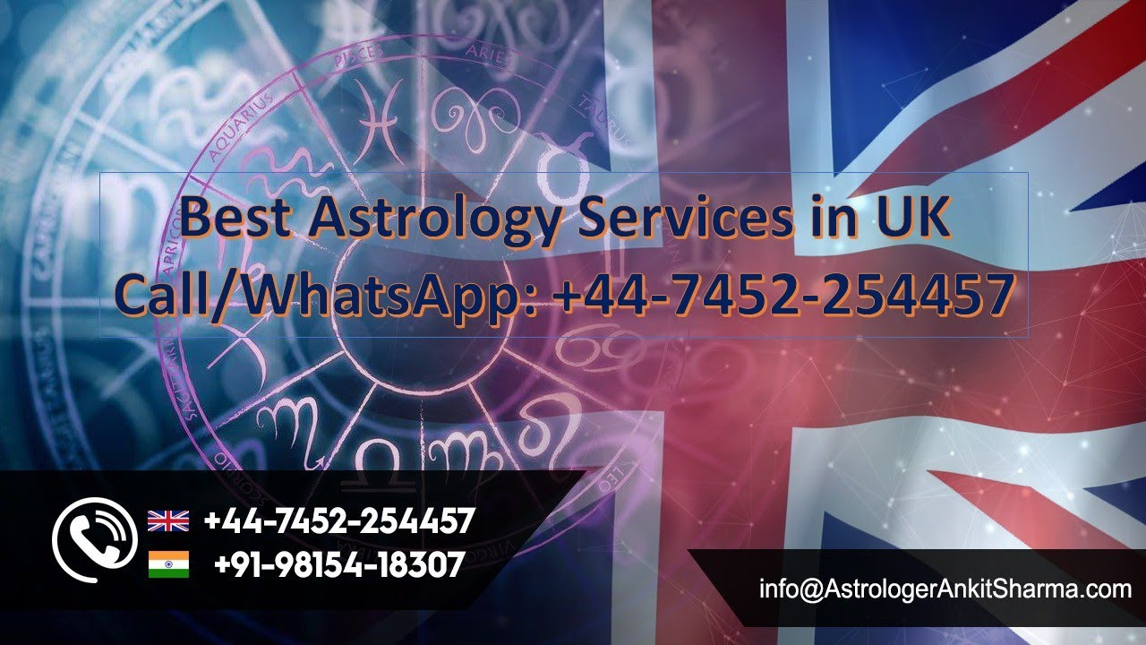 Best Astrology Services in UK by Astrologer Ankit Sharma