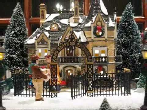 department 56 snow village - Dept 56 Christmas Village