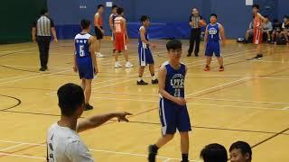 Publication Date: 2018-04-10 | Video Title: 2018荃離區男丙E組 林百欣VS荃官 第四節