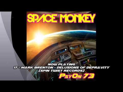 Space Monkey - PsyOn 73