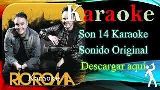 14 Karaoke de Rio Roma   Sonido Original   Los MEJORES Éxitos  Descarga este álbum de Karaoke