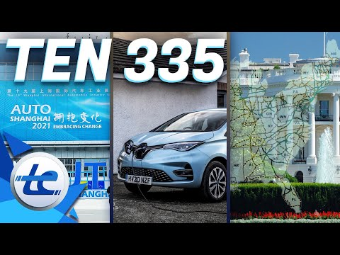 TEN 335 - EVs Top The Bill in China, Biden's Plug-In Revolution, Country Living With Electric Cars
