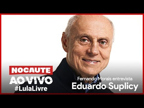 #LULALIVRE: FERNANDO MORAIS ENTREVISTA EDUARDO SUPLICY