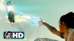 Rey's Force Lightning - STAR WARS: RISE OF SKYWALKER Movie Clip (2019) HD
