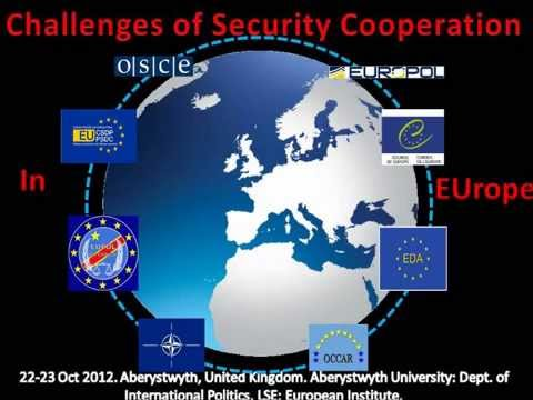 AberSRG Workshop 2012: Security and Cooperation in EUrope