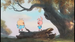 WINNIE THE POOH vs mario  Винни Пух анимация animation caricaturas  #22 мультфильмы мультики