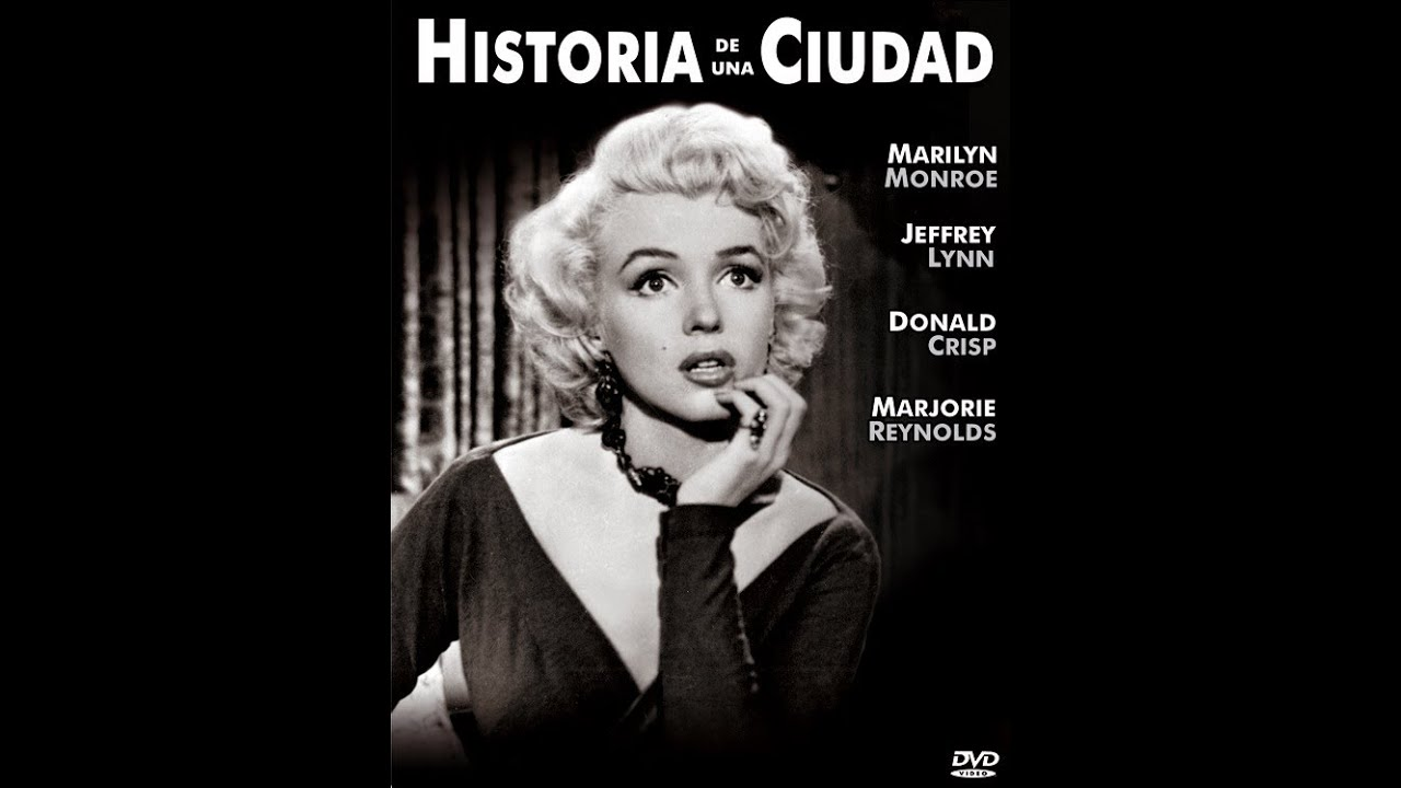 Ver HISTORIA DE UNA CIUDAD (Hometown Story, 1951, Full Movie, Spanish, Cinetel) en Español