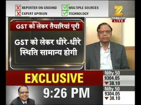 States begins training businessmen on GST, centre prepared for implementing GST