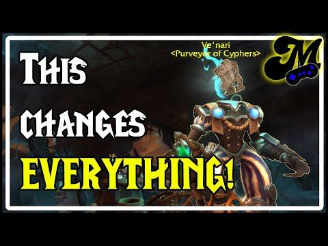 MASSIVE Shadowlands Profession Change!