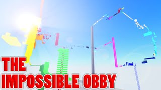 Stages 1 - 69 | The Impossble Obby ROBLOX