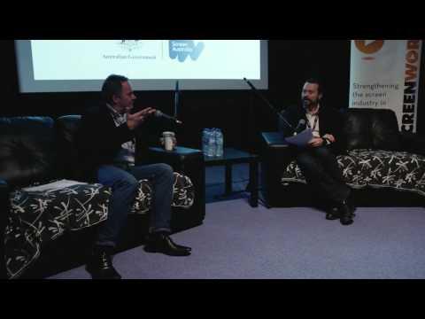 Screen Production Best Practice Seminar 2017: Graeme Mason, CEO, Screen Australia, Part 3 (Q&A)