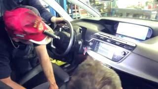 Технический тест-драйв / обзор Citroen C4 Grand Picasso