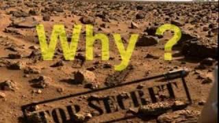 Pyramidal structures on Mars - Piramides en el planeta Marte,mistery - misterio
