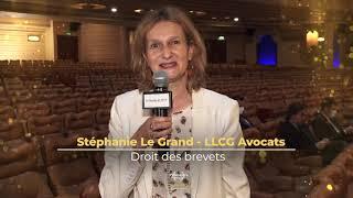 Palmarès du Droit 2021   LLCG Avocats   Marques, desssins et modèles