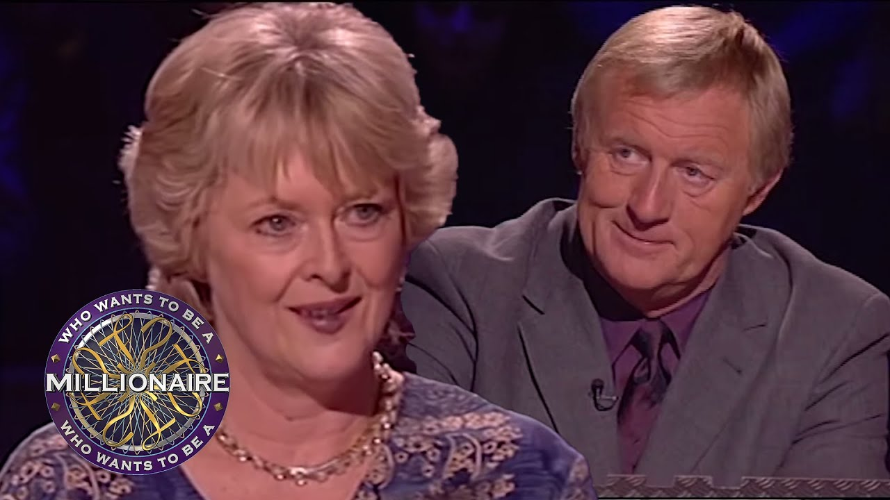 Judith Keppel Wins £1000 | Who Wants To Be A Millionaire