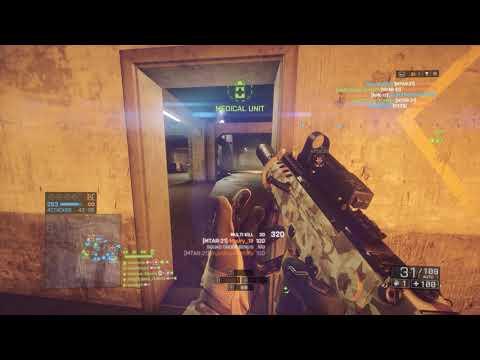 NO SCRUBS | Battlefield 4 Fragmovie | Gameplay Highlights #1