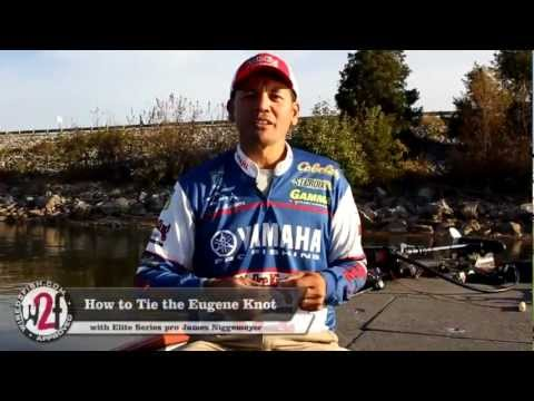 How to Tie the Eugene Slip Knot