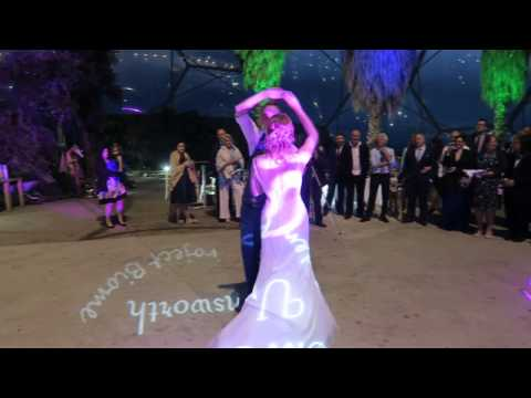 The Eden Project Biome with SoundONE Cornwall Wedding DJ