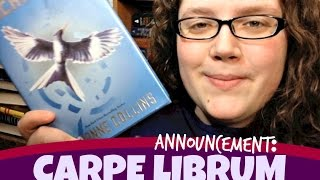 THE CARPE LIBRUM BOOK CLUB! Thumbnail
