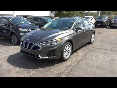 2020 Ford Fusion Hybrid SEL [LISTING TYPE] 201505