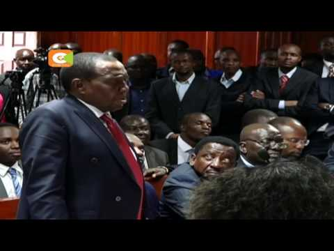 Court orders IEBC to re-advertise presidential ballots printing tender