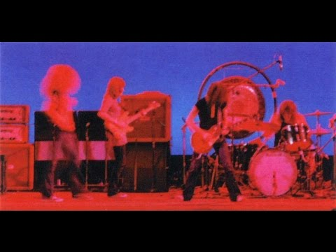 Led Zeppelin - 1971/09/28 - Festival Hall, Osaka, Japan