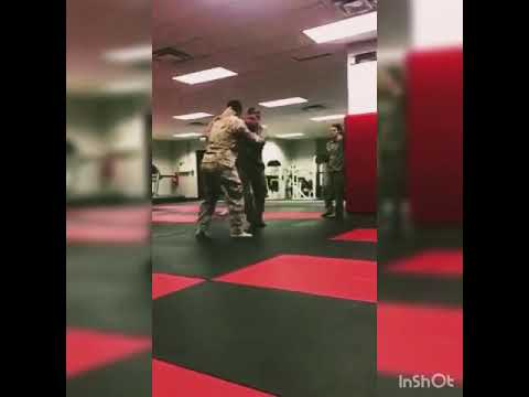 US Marine Injured While Wrestling Saudi Officer