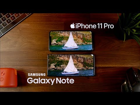 IPhone 11 Pro Max Vs. Galaxy Note 10 Plus - Which Phone Is Better??