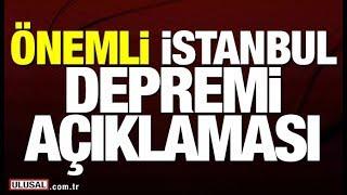 denizli acıpayam depremi sonrası prof dr hasan sözbilir 39 den olası İstanbul depremi açıklaması