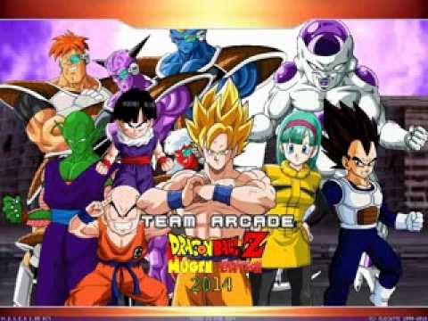 Dragon ball Z Mugen 2016 2014 64 bit