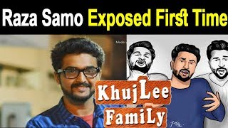 Khujlee Family Raza Samo Exposed First Time In Pakistan   Khujlee Family Exposed