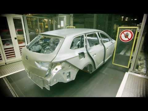 El proceso de fabricación de un coche, resumido en 2 minutos