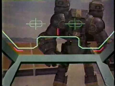 Robot Jox 1990 TV trailer