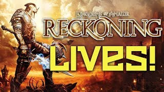 Kingdoms Of Amalur LIVES!! - Why You SHOULD Care About This RPG Series