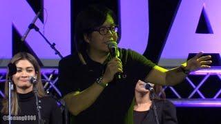 Ari Lasso Penjaga Hati Prambanan Jazz 2019