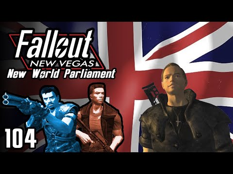 Fallout New Vegas - New World Parliament