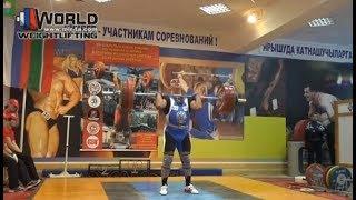 КОЛОСОВ/KOLOSOV(М-45.105) 100-107-113/140-147-152х. Russian Masters Cup 11-15.11.2015.Bugulma