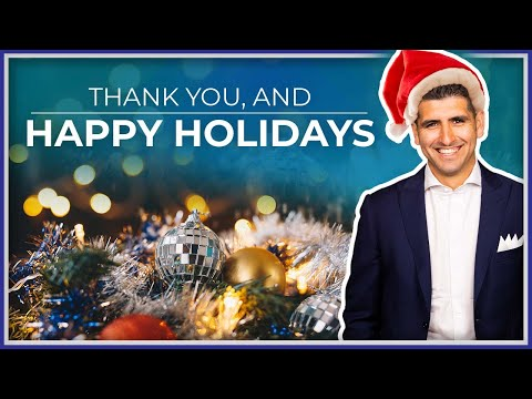 Ventura County Real Estate Agent: Thank you and Happy Holidays!