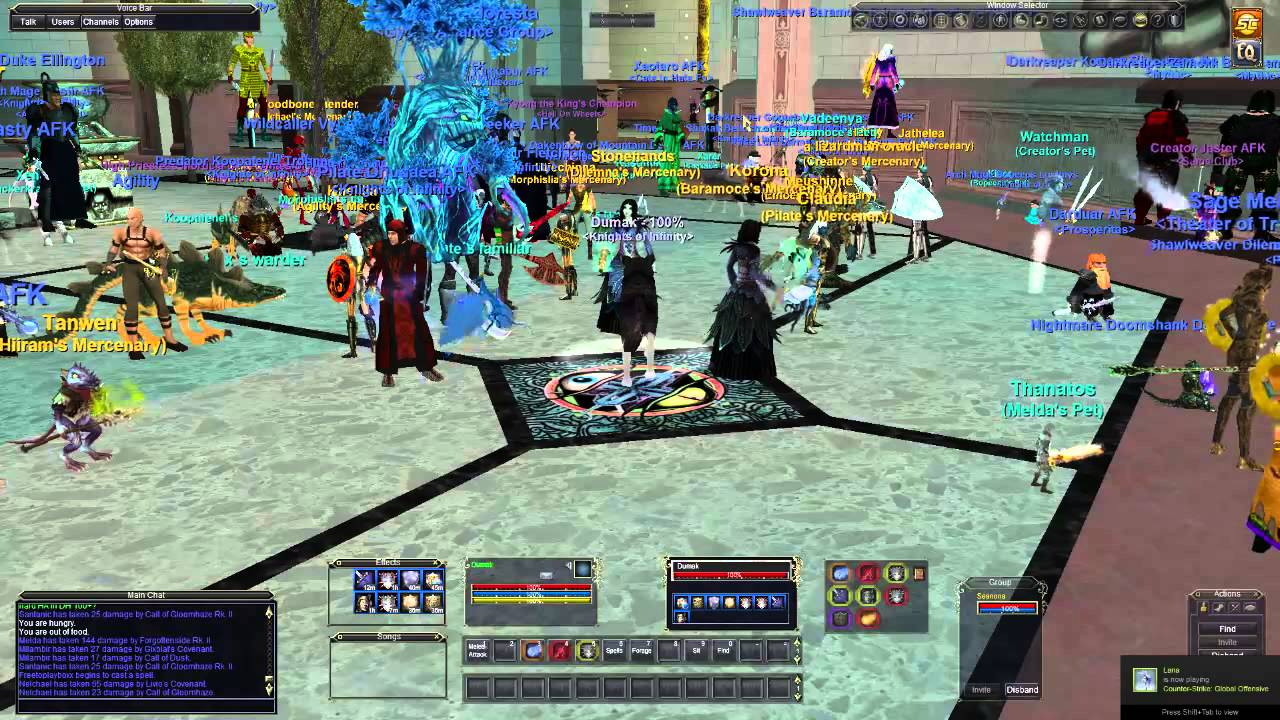 everquest still full of players 2015 youtube