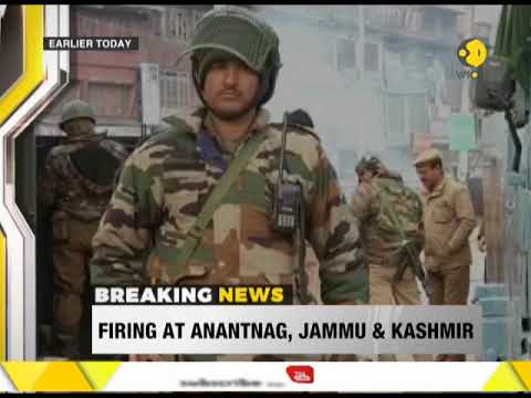 One security personnel killed, 2 injured in Anantnag terrorist attack