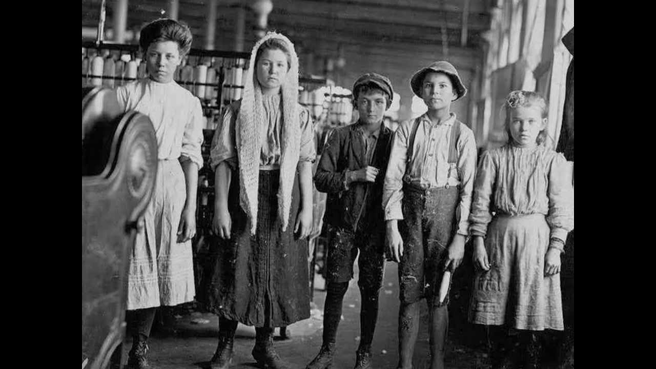 child labor since the industrial revolution Child labor laws have been around since the industrial revolution they regulate areas like wages, hours, and working conditions for workers under 18-years-old.