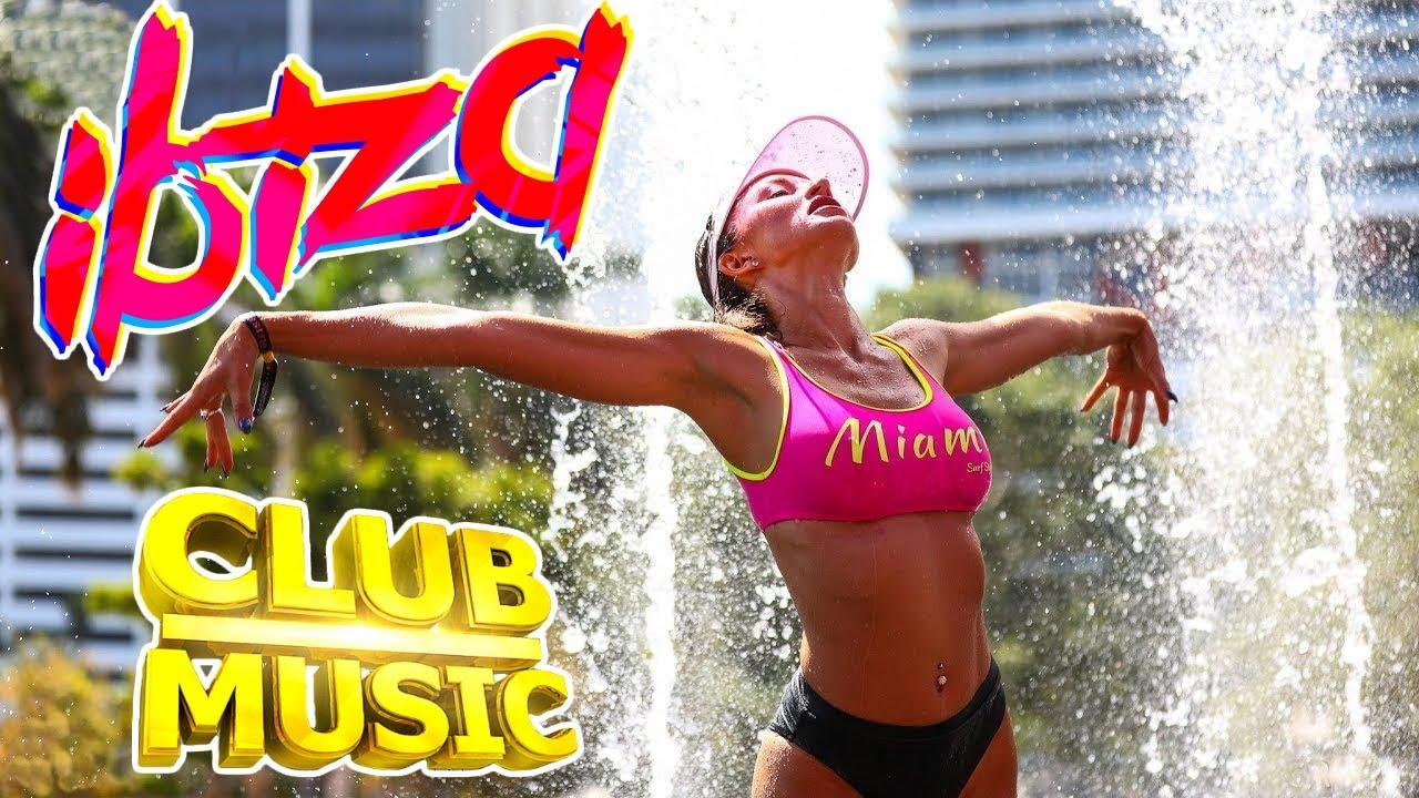 Клубная Музыка 2018 ???? КлубняК Электронная Музыка 2018 ???? оторвись IBIZA PARTY MIX