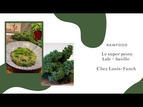 #rawfood:-le-pesto-au-kale-!-riche-en-vitamines-!-recette-écrite-⬇️
